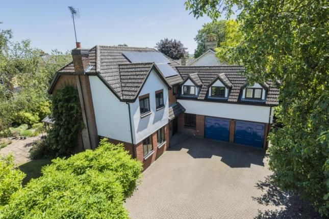 Thumbnail Detached house for sale in Fowlmere, Royston, Cambridgeshire