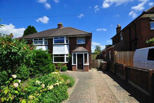 3 bed semi-detached house for sale in Melville Road, Churchdown, Gloucester