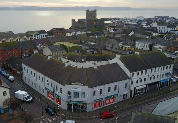 Thumbnail Retail premises to let in Antrim Street, Carrickfergus, County Antrim