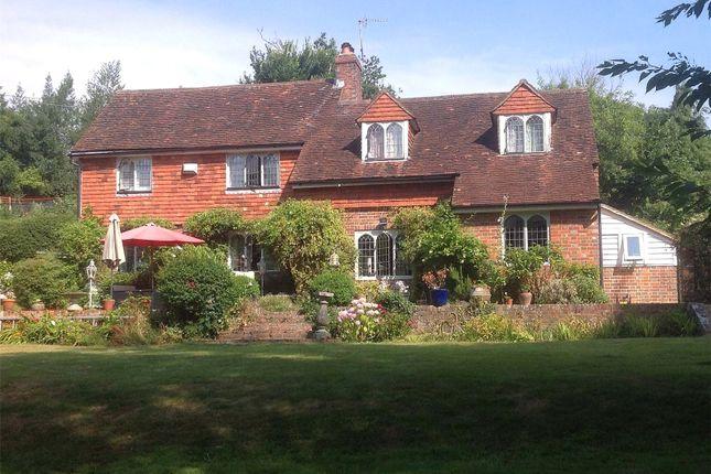Thumbnail Detached house for sale in Oakenden Lane, Chiddingstone Hoath, Edenbridge