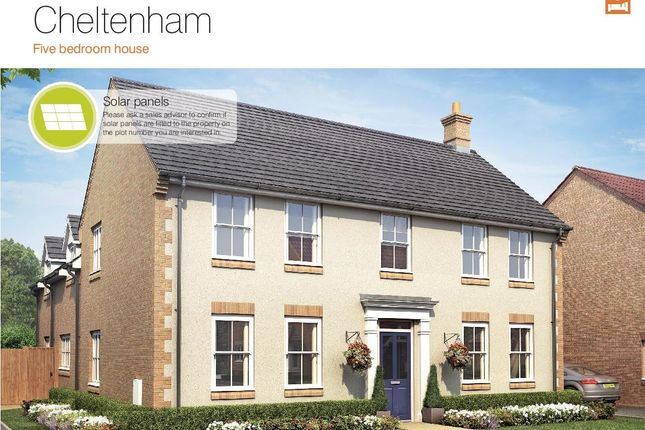 Thumbnail Detached house for sale in Collingham Brook, Swinderby Road, Collingham