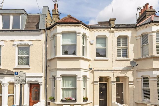 Thumbnail Flat for sale in Mossbury Road, London