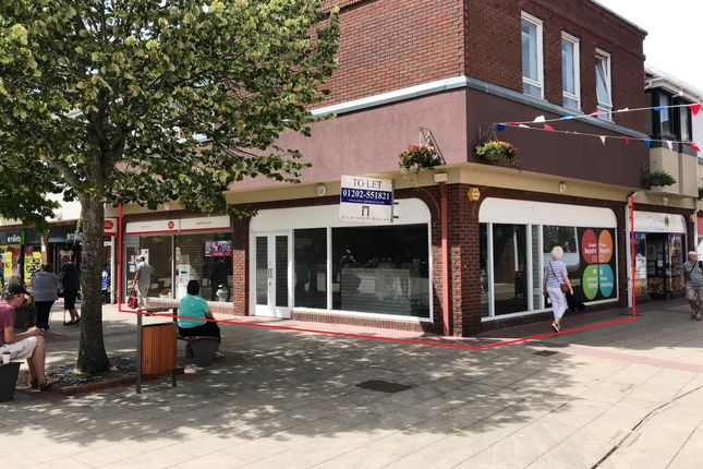Thumbnail Retail premises to let in Saxon Square, Unit 3A & 3B, Christchurch, Dorset