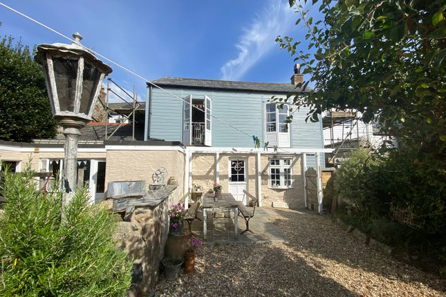 Thumbnail End terrace house for sale in Commercial Road, Mousehole, Penzance