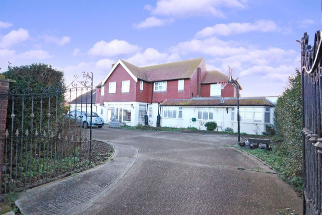 Thumbnail Detached house for sale in Royal Esplanade, Margate