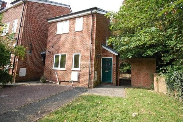 Thumbnail Detached house to rent in Park Hill Road, Shortlands