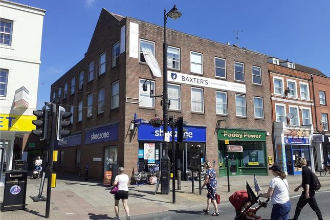 Thumbnail Commercial property for sale in Wellington House, Wellington Street, Newmarket, Suffolk