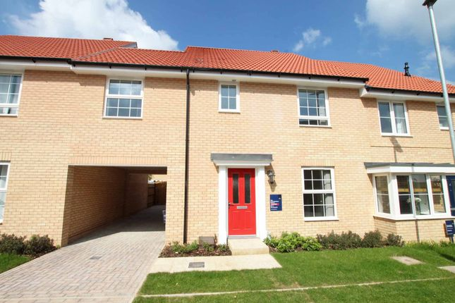 Thumbnail Terraced house to rent in Burdock Road, Red Lodge