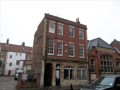 Office to let in 8 Posterngate, Hull, East Yorkshire