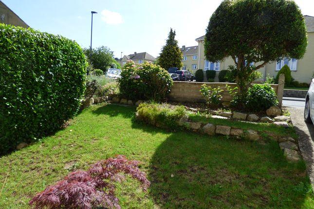 Front Garden of Minster Way, Bathwick, Central Bath BA2