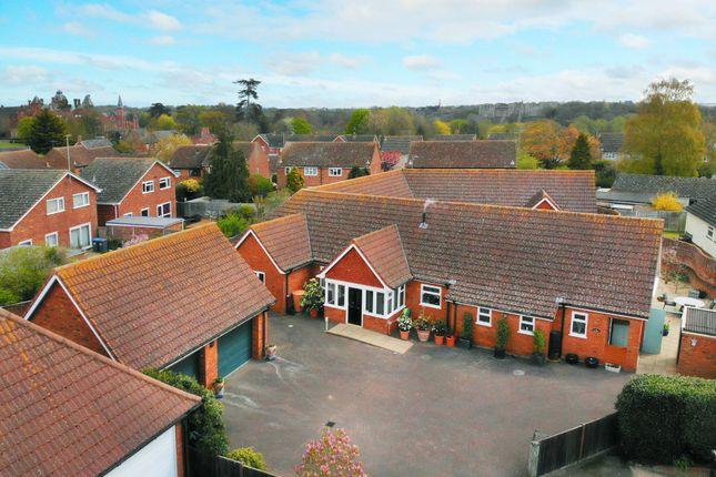 5 bed detached bungalow for sale in Mount Pleasant, Framlingham, Woodbridge IP13