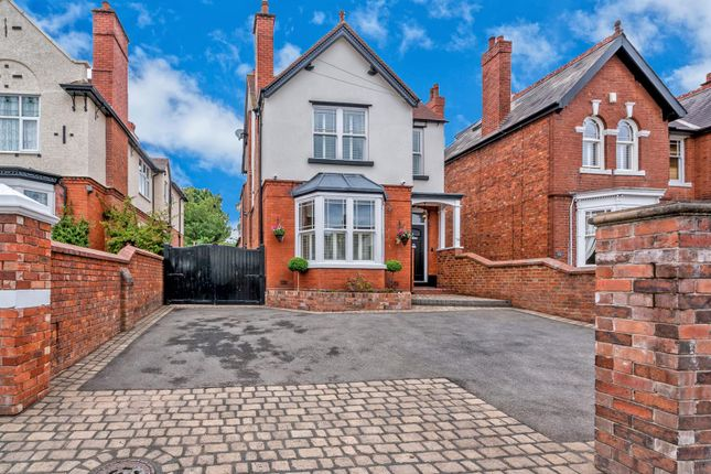 Thumbnail Detached house for sale in Lichfield Road, Bloxwich, Walsall
