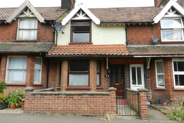 Thumbnail Terraced house for sale in Grove Road, Melton Constable
