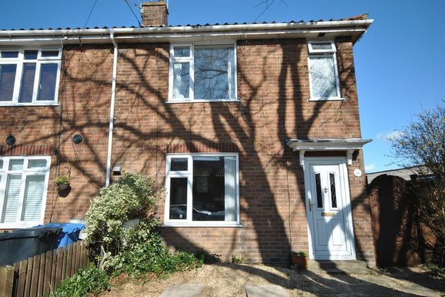 Thumbnail Terraced house for sale in Mousehold Avenue, Norwich