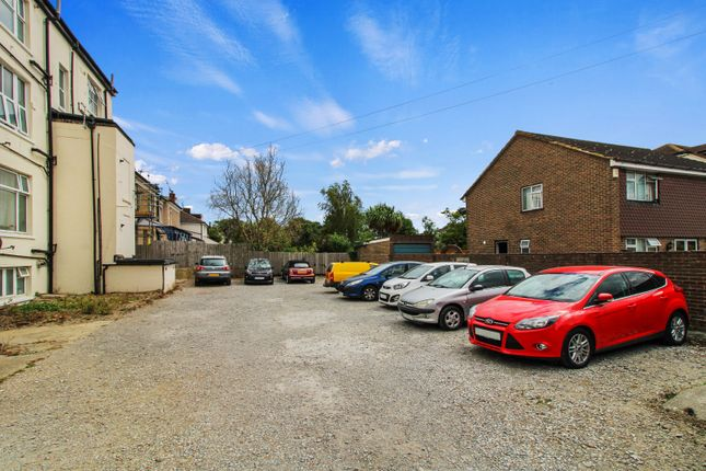 Parking of The Overcliffe, Northfleet, Kent DA11