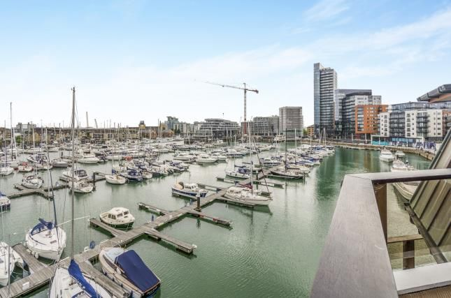Thumbnail Flat for sale in Ocean Village, Southampton, Hampshire
