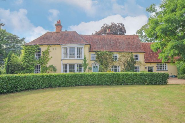 Thumbnail Detached house for sale in Crepping Hall Road, Wakes Colne