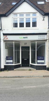 Thumbnail Retail premises to let in High Street, Burnham, Slough, Berkshire.