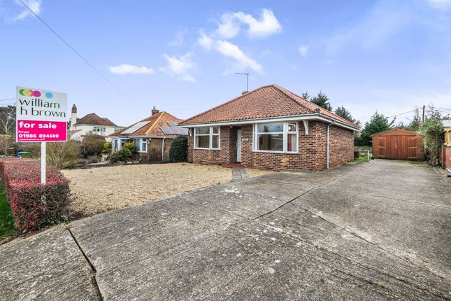 3 bed detached bungalow for sale in Kents Lane, Bungay