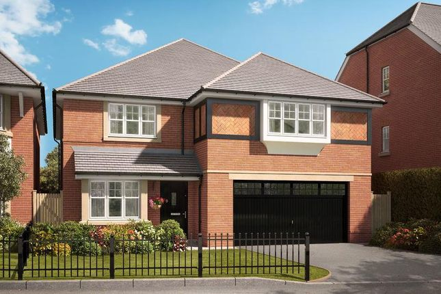 Thumbnail Detached house for sale in Holloway Road, Duffield, Belper