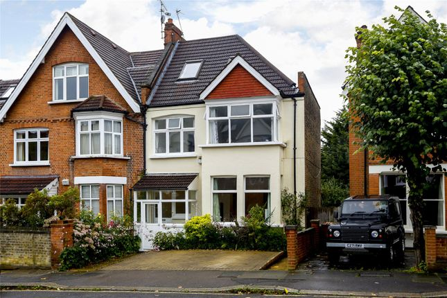 Thumbnail Semi-detached house for sale in Vineyard Hill Road, Wimbledon