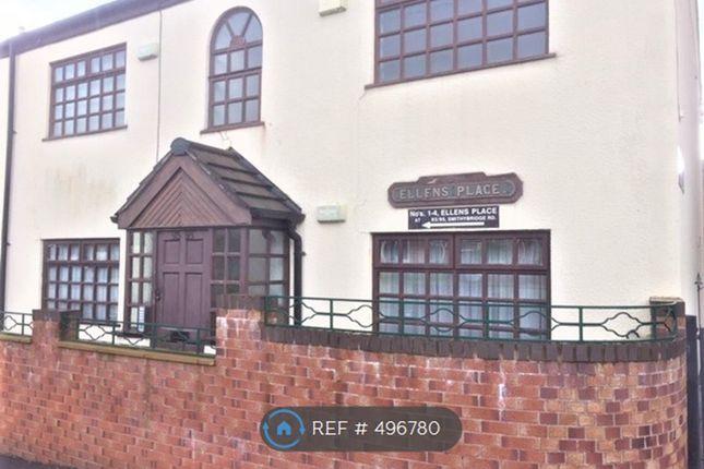 Thumbnail Flat to rent in Smithybridge Road, Littleborough (Smithybridge)