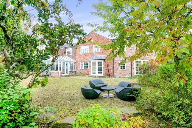 Thumbnail Detached house for sale in Beswicks Lane, Alderley Edge, Cheshire