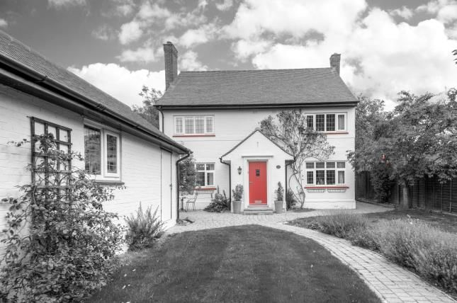 4 bed detached house for sale in Kimbolton Road, Bedford, Bedfordshire