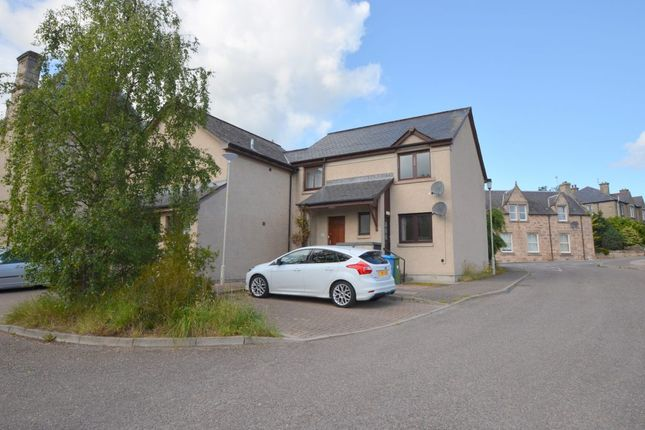 Thumbnail Flat for sale in 2 Tower Court, Church Street, Nairn