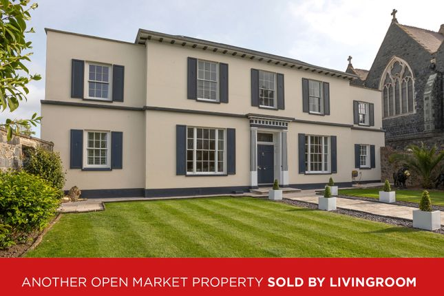 Thumbnail Detached house for sale in Cordier Hill, St. Peter Port, Guernsey