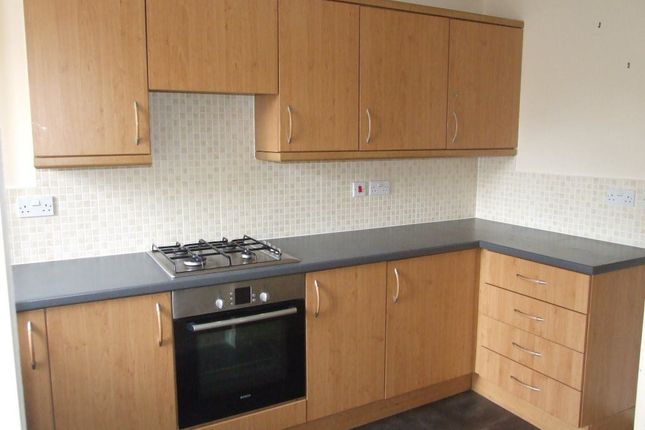 Thumbnail Flat to rent in St. Crispin Drive, Duston, Northampton