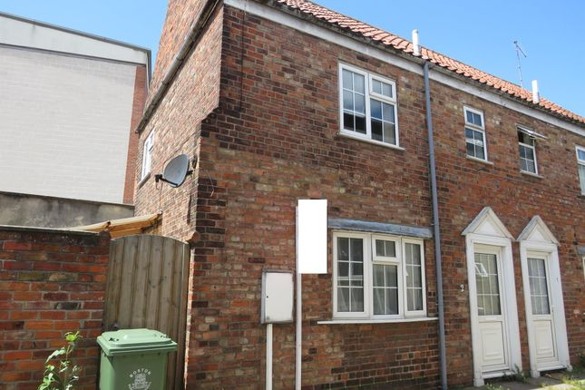 2 bed semi-detached house to rent in Mastins Court, Boston PE21