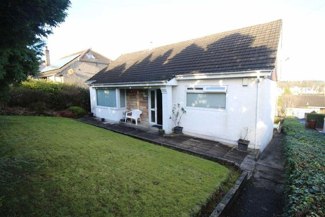 Thumbnail Detached bungalow for sale in Station Avenue, Inverkip Greenock, Renfrewshire