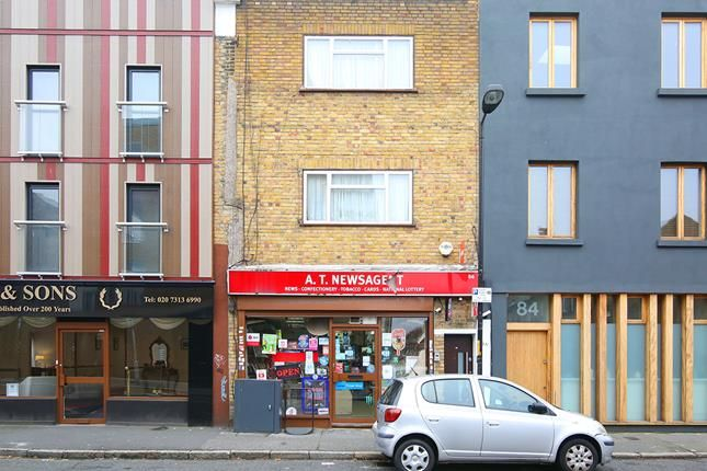 Thumbnail Retail premises to let in Retail Shop, Brandon Street, London