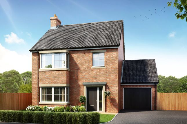 4 bed detached house for sale in Dale Meadows, Gristhorpe, Filey YO14