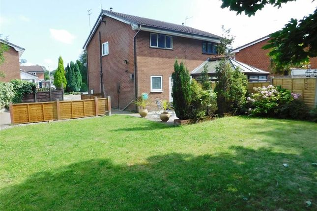 2 bed semi-detached house for sale in Hebden Avenue, Bredbury, Stockport