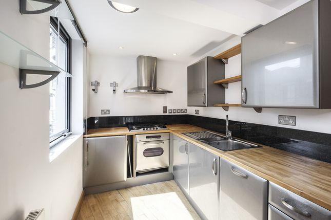 Kitchen of Three Oak Lane, London SE1