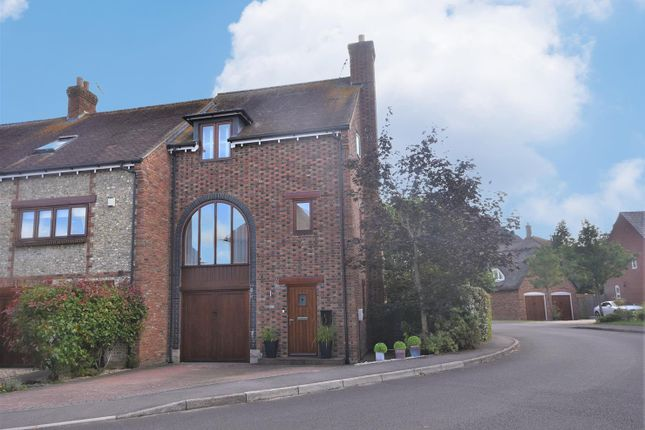 Thumbnail Town house for sale in Roman Way, Shillingstone, Blandford Forum