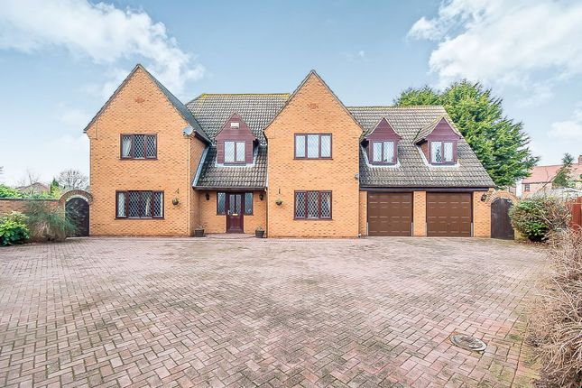 Thumbnail Detached house for sale in Stow Gardens, Wisbech