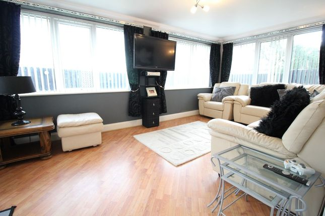 Detached house for sale in Abbots Green, Willington, Crook