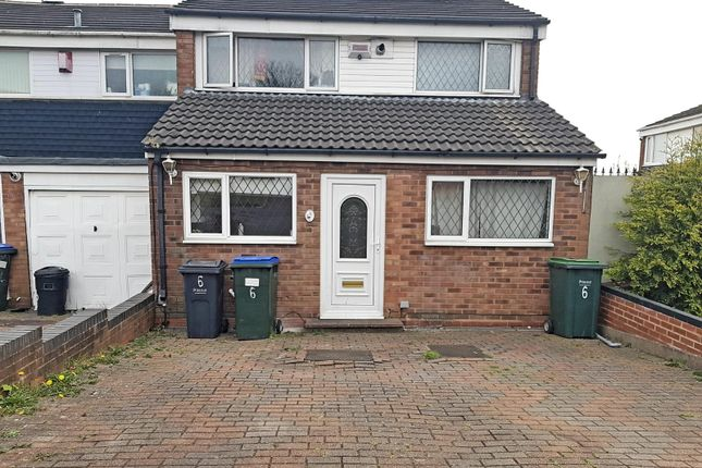 Thumbnail Property to rent in Templemore Drive, Great Barr, Birmingham