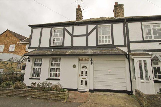 Thumbnail Semi-detached house for sale in Chapel Lane, Hillingdon, Middlesex