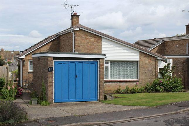Thumbnail Detached bungalow for sale in Colliers Lane, Wool, Wareham, Dorset