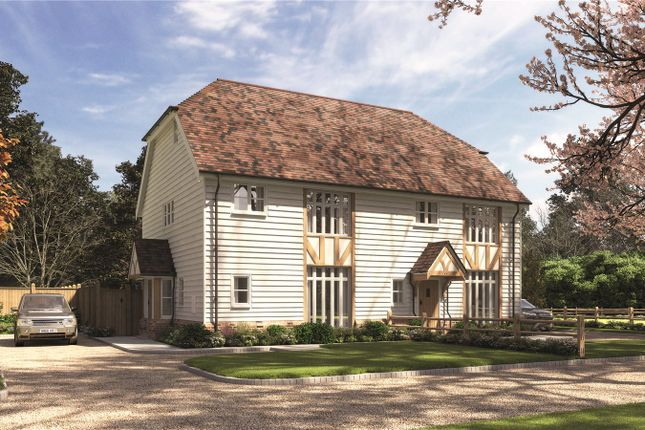 Thumbnail Semi-detached house for sale in 16 Wadhurst Place, Mayfield Lane, Wadhurst, East Sussex