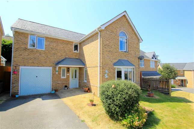 Thumbnail Detached house for sale in Yr Aber, Holywell, Flintshire