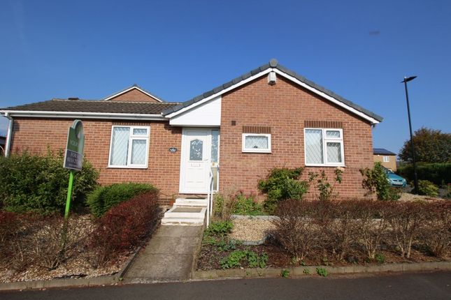 Thumbnail Bungalow for sale in Darwall Close, High Green, Sheffield