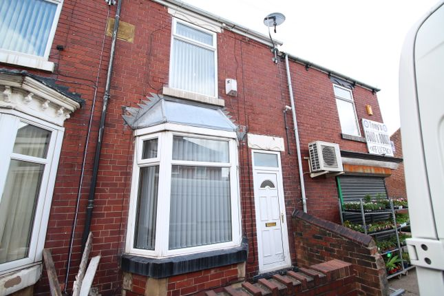 Thumbnail Terraced house for sale in Highwoods Road, Mexborough