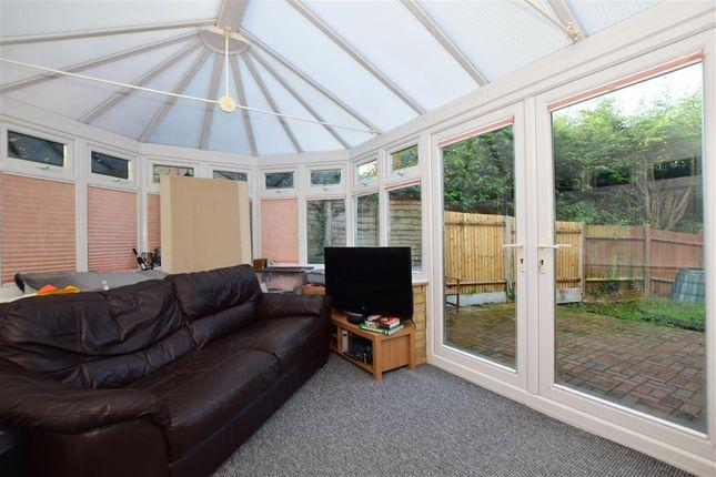 Conservatory of Hever Avenue, West Kingsdown, Sevenoaks, Kent TN15