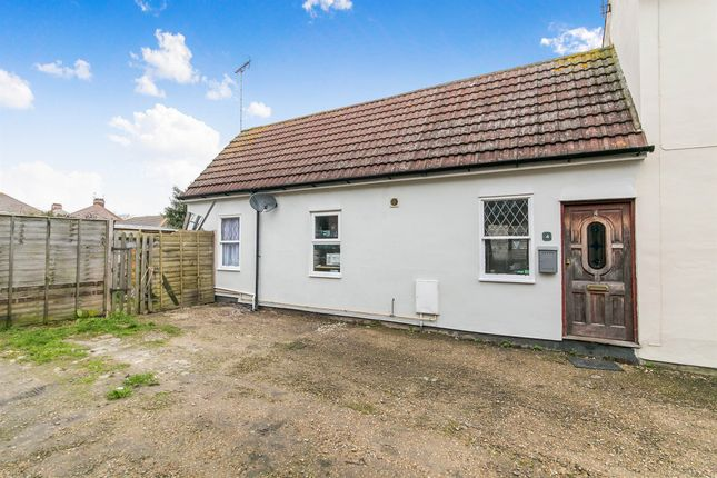Thumbnail Terraced bungalow for sale in Old Road, Clacton-On-Sea