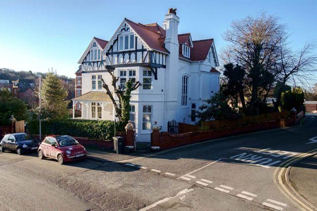 Front Aspect of 5 Cecil Lodge, Spa Road, Llandrindod Wells LD1
